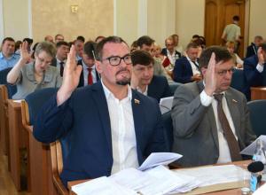 Воронежская гордума позволила обсудить прямые выборы мэра летом-2018