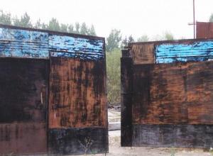 Ворота предприятия раздавили женщину-сторожа в Воронеже