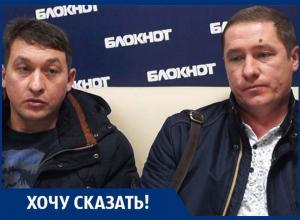 Елочный рынок в Воронеже монополизировали! – бизнесмены Андрей Сисев и Виталий Вяльцев