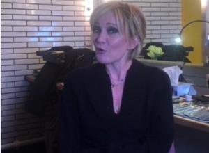Патрисия Каас обратилась к воронежцам на видео