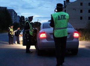 Сотрудники ДПС проведут массовые рейды в Воронеже