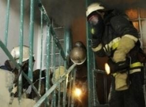 На пожаре в нововоронежской многоэтажке сгорел 82-летний пенсионер