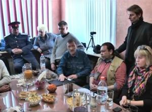 Под Воронежем адвокат антиникелевых активистов поддержал избиение геологов
