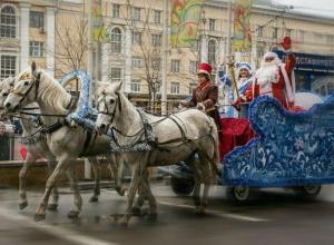 Воронежская резиденция Деда Мороза откроется 17 декабря