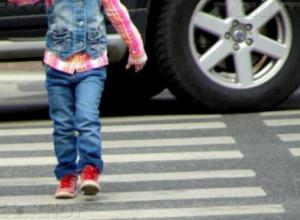20-летняя девушка на кроссовере сбила школьницу на «зебре» в Воронеже
