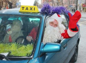 Таксисты из Воронежа рассказали, сколько заработали в Новый год