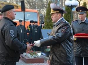 Воронежской Росгвардии подыскали нового командира