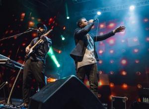 На концерте в Воронеже солисты группы «Градусы» шутили про наркотики и пытались создать современное шоу