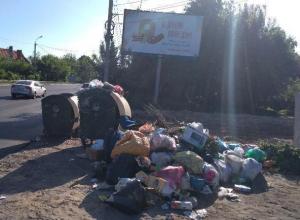 Мэру Воронежа нанесли удар в спину у губернаторского плаката Победы