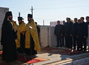 В Воронежской области там, где помолился Алексей Гордеев, появится новый храм