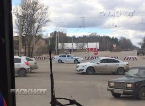 Перекрытие кольца на улице 9 Января в Воронеже отложили до 20 мая