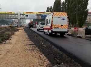 211 млн рублей потратят из бюджета на ремонт Московского проспекта Воронежа