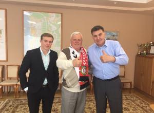 В чемпионатах области и города по футболу проявился лидер - ФК «Рубин»