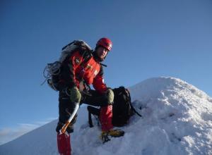 Родственники опознали тело погибшего в Таджикистане воронежского альпиниста