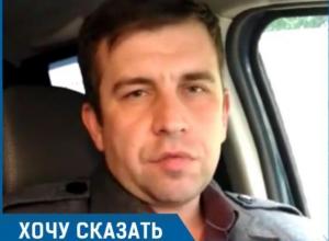 В школе моему сыну грозит опасность, – воронежец Дмитрий Полозов