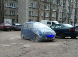 Воронежцев удивил «выращенный в теплице» Matiz