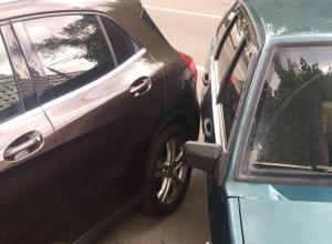 Мастера ювелирной парковки раскритиковали в Воронеже