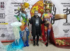 Воронежцы делятся незабываемыми мгновениями тату-фестиваля