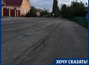Песок и грязь во рту, носу и на волосах, – жительница Воронежа