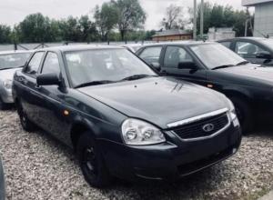 Названы самые популярные отечественные и зарубежные авто в Воронеже