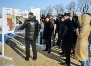 В состав Воронежа может войти застраиваемый микрорайон Черемушки