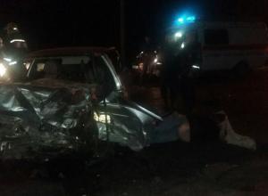 На Пасху в Воронеже столкнулись «Ауди» и «ВАЗ»: два трупа