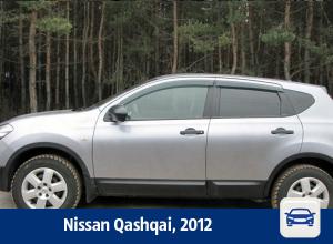 В Воронеже продается Nissan Qashqai