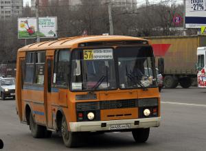 Воронежцы опубликовали петицию за новый общественный транспорт