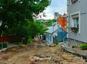 Спуск смерти нашли в центре Воронежа