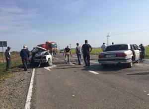 Водитель ВАЗа погиб при страшном лобовом столкновении с «Волгой»