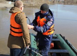 Режим ЧС из-за паводка объявили под Воронежем