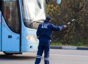 Воронежские полицейские начнут отлавливать маршрутчиков-лихачей