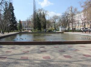 Сезон фонтанов откроют в Воронеже ярким фаер-шоу