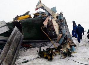 Губернатор Воронежской области выразил соболезнования родным погибших в катастрофе Ан-148