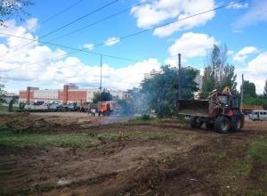 Два взрыва прогремели в районе парка «Танаис» в Воронеже