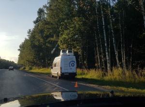Автомобилистов испугал новый вид радаров на дороге под Воронежем