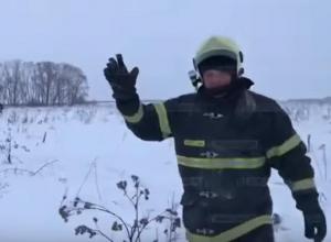 Избиение журналиста на месте крушения воронежского Ан-148 проверят в МЧС