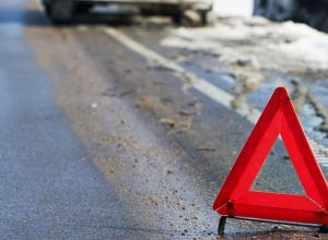 Под Воронежем грузовик раздавил неустановленного пешехода