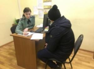 Воронежец признался, что специально спрятал от приставов свою «семерку»
