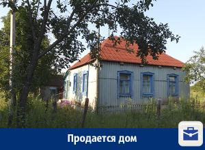 Продается дом под Воронежем