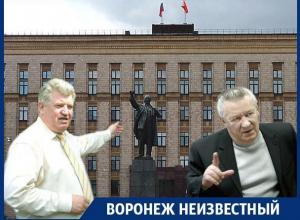 Как в Воронеже врио губернатора на выборах одолел «красный богатырь»