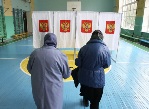 К 18 часам явка на выборы воронежского губернатора составила менее 40%