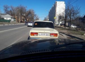 В Воронеже сфотографировали понты родом из СССР
