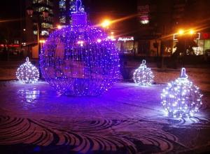 Опубликован план мероприятий на новогодние праздники в Воронеже