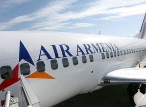 Из-за непогоды в аэропорту Воронежа задержан рейс до Еревана