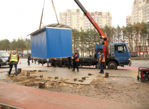 В Воронеже переместят остановку «Областная больница»