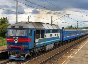 Под Воронежем неадекватный пассажир угрожал взорвать поезд