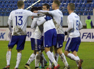 Воронежский «Факел» одержал победу над «Сибирью» благодаря голу плечом