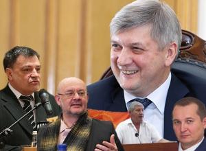 Воронежскому врио губернатору подобрали четвёрку конкурентов