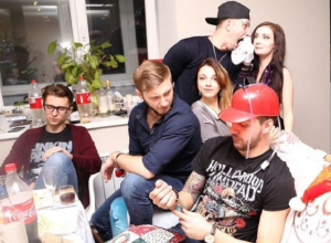 Воронежцы заполонили соцсети веселыми фотографиями с Нового года